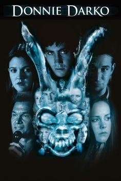 """Donnie Darko Very good movie. """"Twenty eight days six hours forty two minutes twelve seconds thats when the world will end """" Hd Movies, Film Movie, Movies To Watch, Movies And Tv Shows, Jake Gyllenhaal, Donnie Darko Directors Cut, Donnie Darko Frank, Normal Movie, Noah Wyle"""