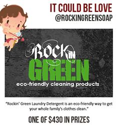 @Rock.in' Green Eco-Friendly Cleaning Products