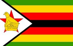 FILE: The Zimbabwean flag. Picture: Supplied.