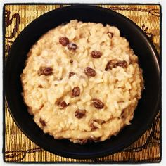 Puerto Rican Style Rice Pudding Recipe