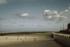 Пляж в устье Соммы / Фото дня / Моя Планета