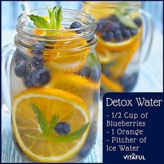 9 Detox Water Recipes For a Healthy Body (With Infographics) - Weight Loss Tips And How to Live a Healthy Lifestyle Healthy Detox, Healthy Nutrition, Healthy Smoothies, Healthy Drinks, Healthy Eating, Clean Eating, Detox Foods, Bebidas Detox, Infused Water Recipes