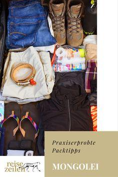 Packliste Mongolei - Praxiserprobte Tipps & Empfehlungen