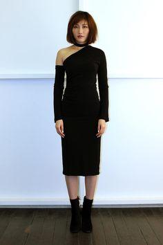 Andrea Yasmin-Monica Double Tube Skirt AW16 Tube Skirt, High Neck Dress, Skirts, Black, Dresses, Fashion, Turtleneck Dress, Vestidos, Moda