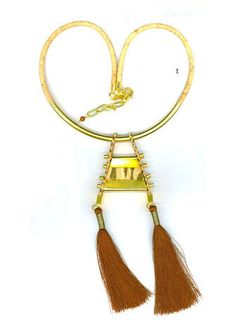 CORK CORD NECKLACE WITH METAL Handmade Bracelets, Cork, Jewellery, Personalized Items, Metal, Earrings, Ear Rings, Jewels, Stud Earrings