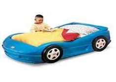 boy toddler beds | Great Little Tykes boys car toddler bed! Blue:) - $100 (McClure) for ... Toddler Car Bed, Boy Toddler, Little Tykes, Baby Carriage, My Little Girl, Ohio, Mattress, Twins, Boys