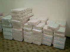 Baby Diapers in Bulk-Lampin Pakai Buang Dijual Secara Borong dan Kilo dapatkan dengan harga termurah untuk kegunaan sendiri atau berniaga