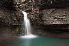 35. Ozark National Forest, Arkansas #camping #hiking #parks http://greatist.com/fitness/best-camping-united-states