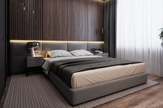 The Characteristics of How to Sleep with Luxury Modern Man Bedroom Design Ideas - kindledecor