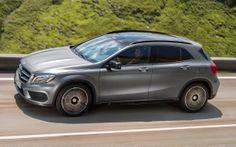 Il Panorama dell'auto: Nuova Gla MercedesSuv?  Mercedes-Benz continua la...
