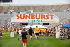 Memorial Sunburst Marathon // South Bend, IN