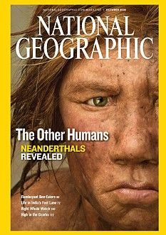 Meet Wilma, the face of Neanderthal woman revealed for the first time (National Geographic)