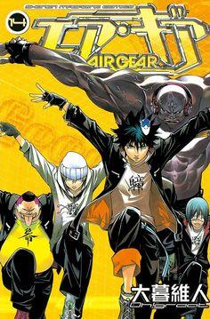 Air Gear: Vol. 14