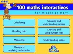 ▶ 100 maths interactives for middle primary - R.I.C. Publications - YouTube