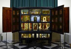 I want to make a Cabinet Dollhouse - With many of these ornate dollhouses costing thousands of dollars, they're definitely not just kids' stuff.