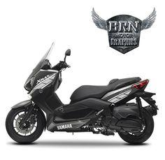 Yamaha Xmax 400 Sticker Seti Limited Edition