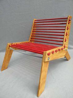 Rubber Hose Chair