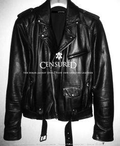 CensureD™ | The Leather Biker | ✖️
