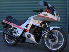 1982 Yamaha XJ650L Turbo  (Seca Turbo)