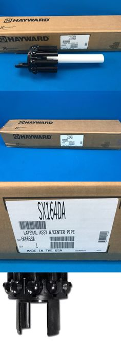 Pool Equipment Parts and Accs 181070: Hayward Sx164da Folding Lateral Assembly W Center Pipe Sand Filter -> BUY IT NOW ONLY: $59.95 on eBay!