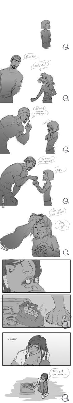 How 'bout some feels..