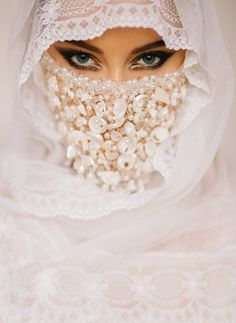 muslim muslimah Beauty shot hujab