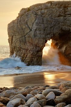 Peninsula of Quiberon - Brittany, France