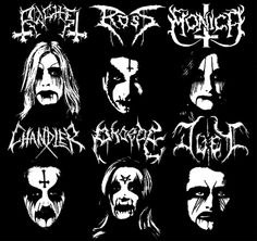 Friends of black metal