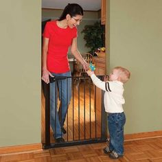 Regalo® 2 In 1 Extra Tall Top Of Stairs Gate | Baby Gate | Pinterest | Stair  Gate, Gate And Baby Nursery Furniture