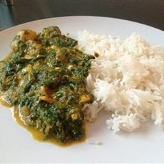 Chicken Saag Allrecipes.com