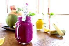 Pitaya Juice - Healthy Food - Fruits