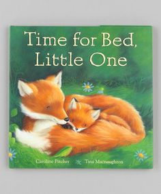 Take a look at this Time for Bed, Little One Hardcover by Bargain Books on #zulily today!