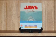 Jaws bluray steelbook