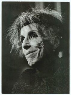 Karen Blixen (1885-1962), author of Out of Africa (as Isak Dinesen).