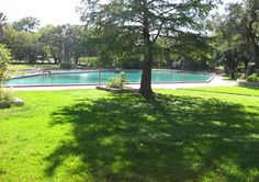 Fort Clark pool in Southwest Texas.  Gorgeous, cool, spring-fed.