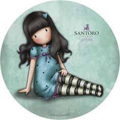 Obleas | Amelia Bakery - Tartas Fondant Pasteles Personalizados Cute Paintings, Country Paintings, Santoro London, Arte Country, Holly Hobbie, Digi Stamps, Cute Cartoon Wallpapers, Copics, Pictures To Paint