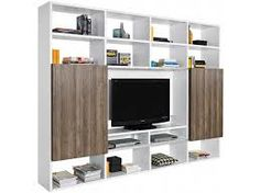 Image result for tv boekenkast meubel