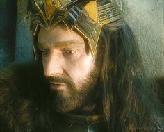 Raven crowned Thorin