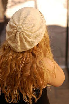 Ravelry: Elderflower Hat pattern by Aoibhe Ni, Tunisian Crochet