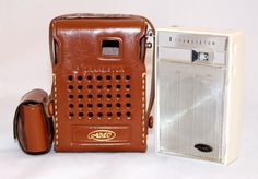 https://flic.kr/p/QoeQXt | Vintage AMC Transistor Radio, Model TR-63, Aimcee Wholesale Corp., AM Band Only, 6 Transistors, Made In Japan, Circa 1960s