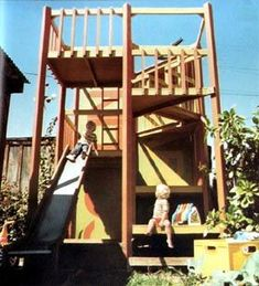 Play Structure - Project Plan 504233 Chris wants a pool to slide in