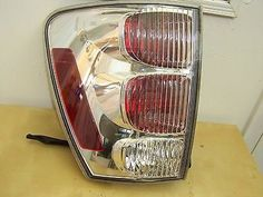 05-09 Chevrolet Equinox Taillight Tail Light Left Driver LH OEM