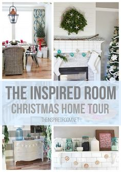 Christmas Decorating Ideas and House Tour