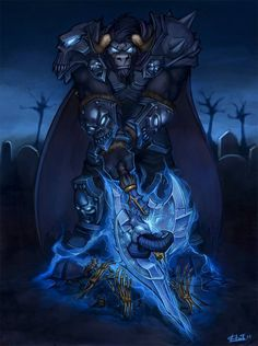 Tauren Death Knight