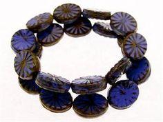 Czech Glass Beads 14mm - CZ792