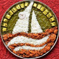 Cooking Recipes Veg, Vegetarian Recipes, Healthy Recipes, Healthy Food, Party Food Platters, Food Dishes, Food Flatlay, Indian Food Recipes, Ethnic Recipes
