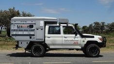 Ossewa Camper For travel, offroad and family Toyota Motorhome, Toyota Camper, Toyota Lc, Toyota Trucks, Offroad Camper, Land Rover Defender, Defender Camper, Expedition Vehicles For Sale, Expedition Truck