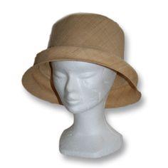 chapeau paille de raphia - Vannerie Sana