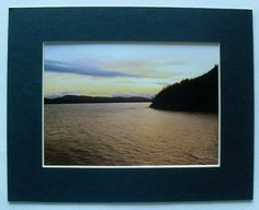 $16.99  Landscape Seaside Ocean Sunset Colour Photograph Untitled BY Unknown Artist | eBay #photography #ocean #sunset