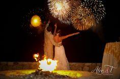 los cabos weddings photo by Alec and T